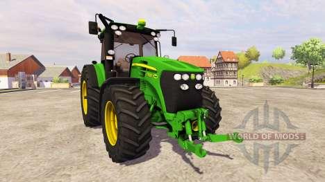 John Deere 7930 v1.2 pour Farming Simulator 2013