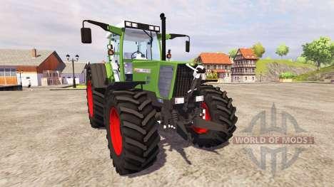 Fendt Favorit 818 Turbomatic v1.0 für Farming Simulator 2013