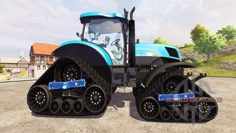 New Holland T7030 TT pour Farming Simulator 2013