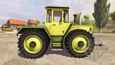 Mercedes-Benz Trac 1600 Turbo v2.0 pour Farming Simulator 2013