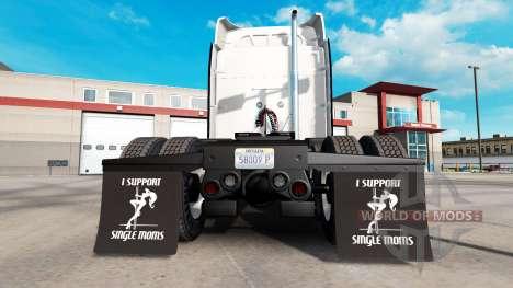 Wir Spezialisieren Uns In I Support Single Moms für American Truck Simulator