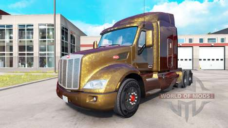 Skins für Peterbilt und Kenworth trucks v0.0.1 für American Truck Simulator