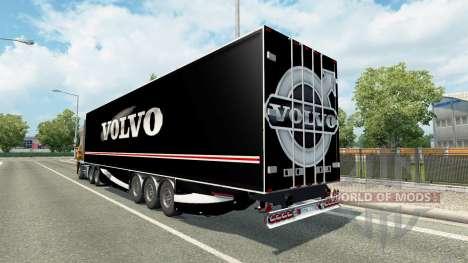 La Semi-Remorque Volvo pour Euro Truck Simulator 2