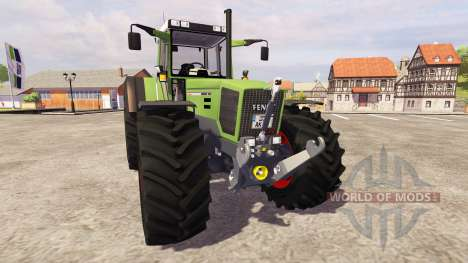 Fendt Favorit 824 Turbo v1.0 pour Farming Simulator 2013