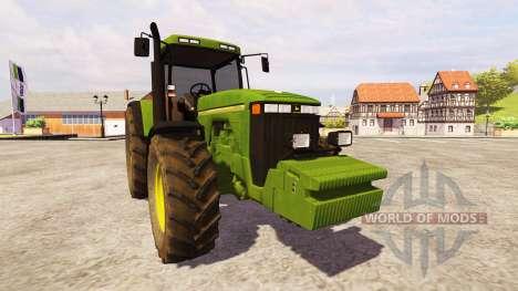 John Deere 8100 pour Farming Simulator 2013
