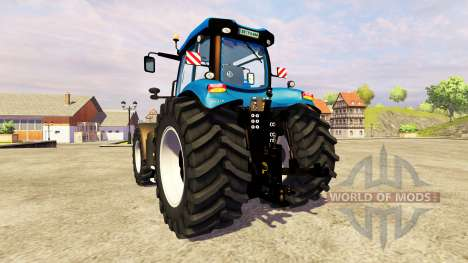 New Holland T8.390 v2.0 pour Farming Simulator 2013