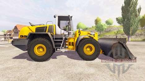 Liebherr L550 v1.1 pour Farming Simulator 2013