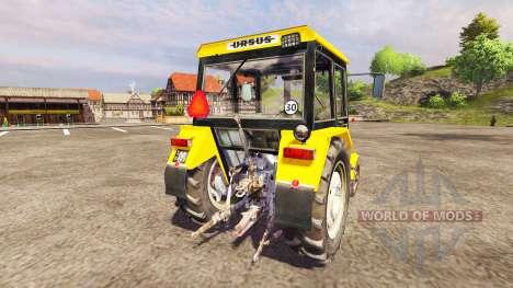 URSUS C-360 FL v2.0 pour Farming Simulator 2013