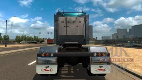 Mack Titan V8 pour American Truck Simulator