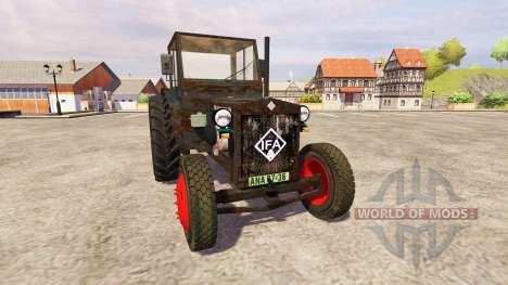 IFA 0140 Pioneer RS v2.0 pour Farming Simulator 2013