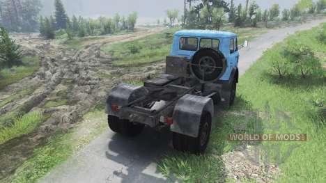MAZ-504В [03.03.16] pour Spin Tires