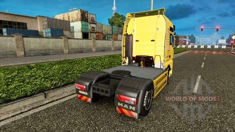 MAN TGA 18.440 v6.5 pour Euro Truck Simulator 2