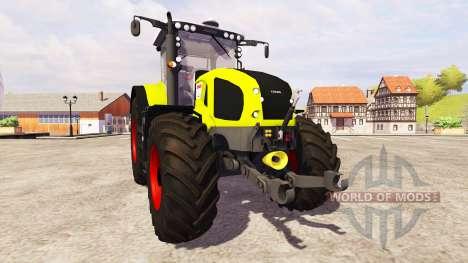 CLAAS Axion 950 v2.0 pour Farming Simulator 2013