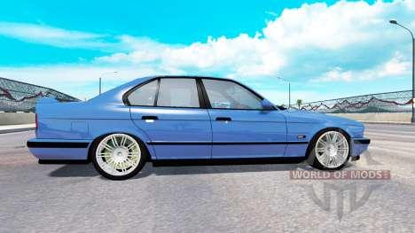BMW M5 (E34) [traffic] pour American Truck Simulator