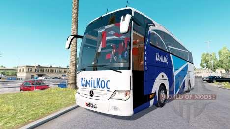 Mercedes-Benz Travego für American Truck Simulator