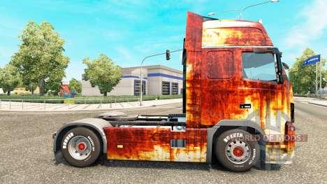 Rostlaube skin für Volvo-LKW für Euro Truck Simulator 2