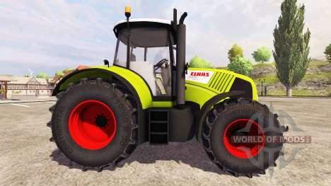 CLAAS Axion 850 v2.0 pour Farming Simulator 2013