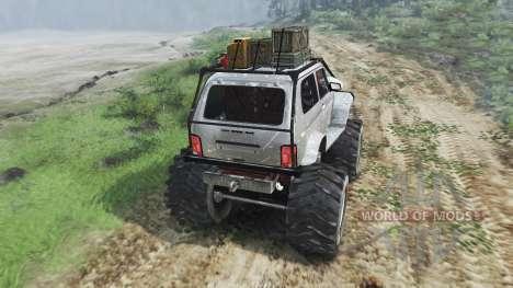 Die Ural-Gebiet [03.03.16] für Spin Tires