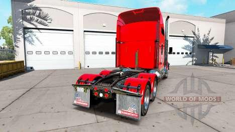Kenworth T800 [update] pour American Truck Simulator