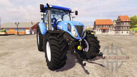 New Holland T7.210 für Farming Simulator 2013