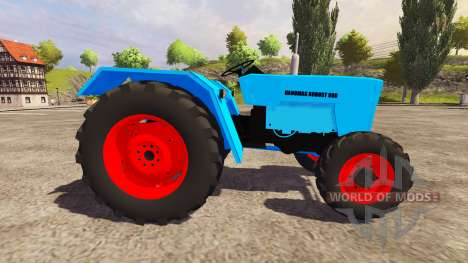 Hanomag Robust 900 pour Farming Simulator 2013