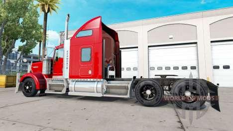 Dayton-Räder für American Truck Simulator