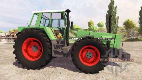 Fendt Favorit 626 v2.0 für Farming Simulator 2013
