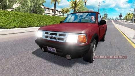 Advanced traffic für American Truck Simulator