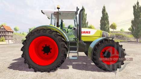 CLAAS Ares 826 RZ pour Farming Simulator 2013