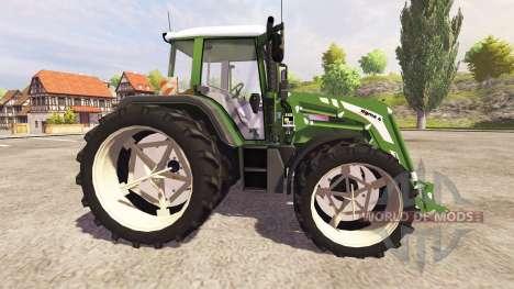 Fendt 312 Vario TMS v2.0 [white] pour Farming Simulator 2013