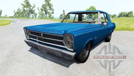 Plymouth Belvedere 1965 pour BeamNG Drive