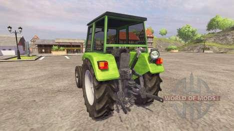 Deutz Torpedo 4506 für Farming Simulator 2013