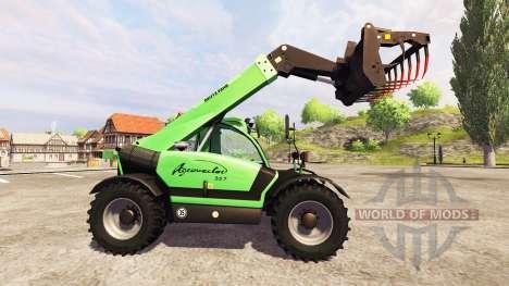 Deutz-Fahr Agrovector 35.7 v2.0 pour Farming Simulator 2013