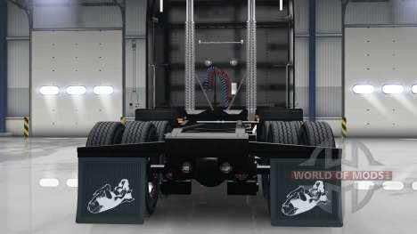 Set HD-Schlamm-klappen für American Truck Simulator