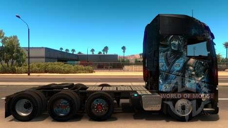 Volvo FH 2013 pour American Truck Simulator