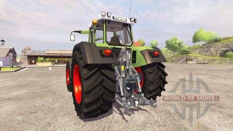 Fendt Favorit 824 Turbo v1.0 pour Farming Simulator 2013