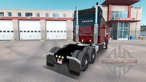 Peterbilt 386 pour American Truck Simulator
