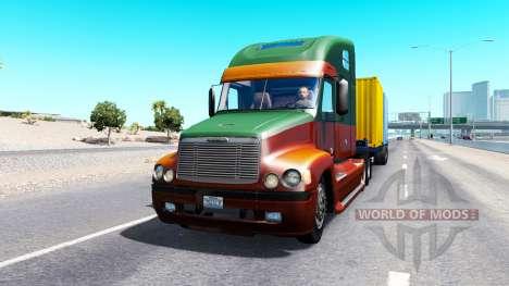 Erweiterte Güterverkehr für American Truck Simulator