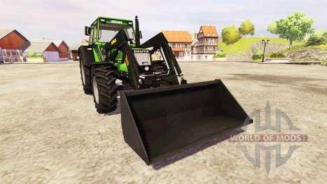 Deutz-Fahr DX 90 FL pour Farming Simulator 2013