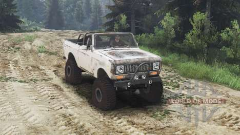 International Scout II 1977 [25.12.15] für Spin Tires
