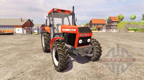 URSUS 1014 v2.1 pour Farming Simulator 2013