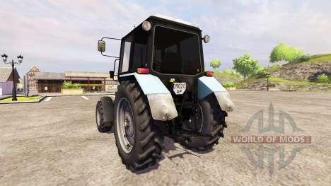 MTZ-1025 v2.0 für Farming Simulator 2013