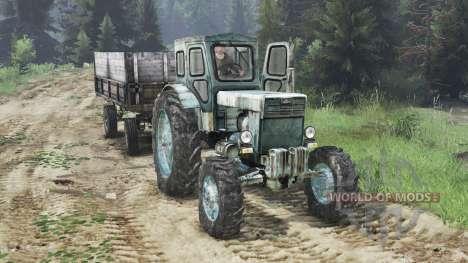 T-40-TRAKTOREN [03.03.16] für Spin Tires