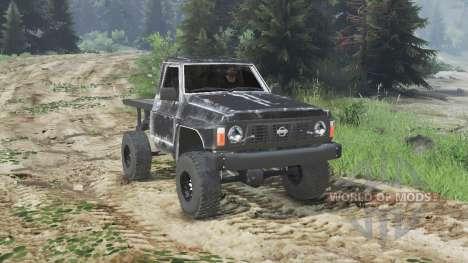 Nissan Patrol GQ 1998 [03.03.16] für Spin Tires
