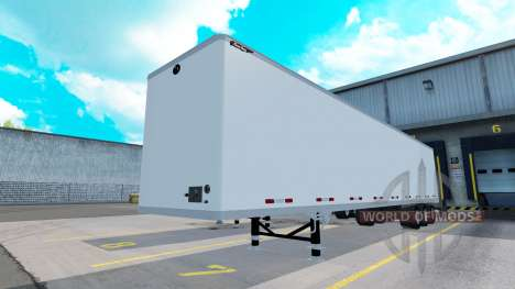 Die semi-solid metal Dogge v1.1 für American Truck Simulator