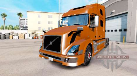 Volvo VNL 780 v1.0.0 pour American Truck Simulator