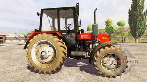 MTZ-892.2 v2.0 pour Farming Simulator 2013
