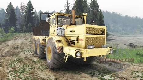 K-700 kirovec 6x6 [03.03.16] für Spin Tires