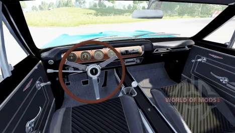 Pontiac Tempest LeMans GTO 1965 pour BeamNG Drive