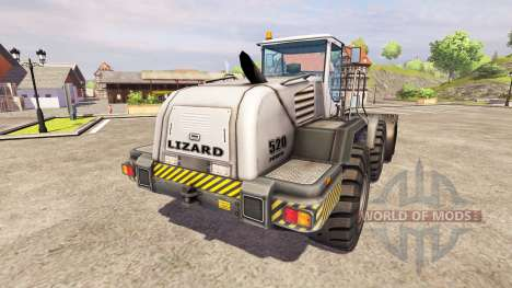 Lizard 520 Turbo für Farming Simulator 2013
